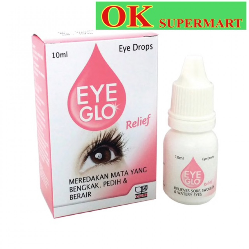 Eye Glo Relief 10ml