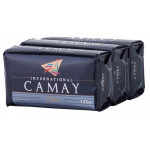 【3 X 125g】Camay International Soap 3 X 125g