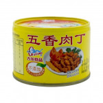 Gulong Spiced Pork Cubes 142g