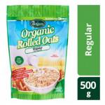 Anzen Organic Rolled Oats 500g