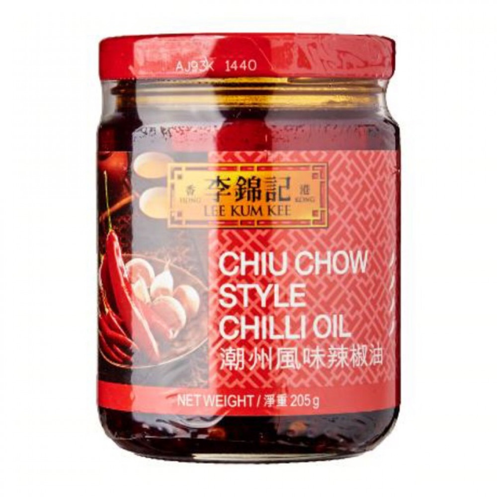 Lee Kum Kee Chiu Chow Style Chilli Oil 205g