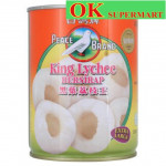 Peace Brand King Lychee In Syrup 565gm