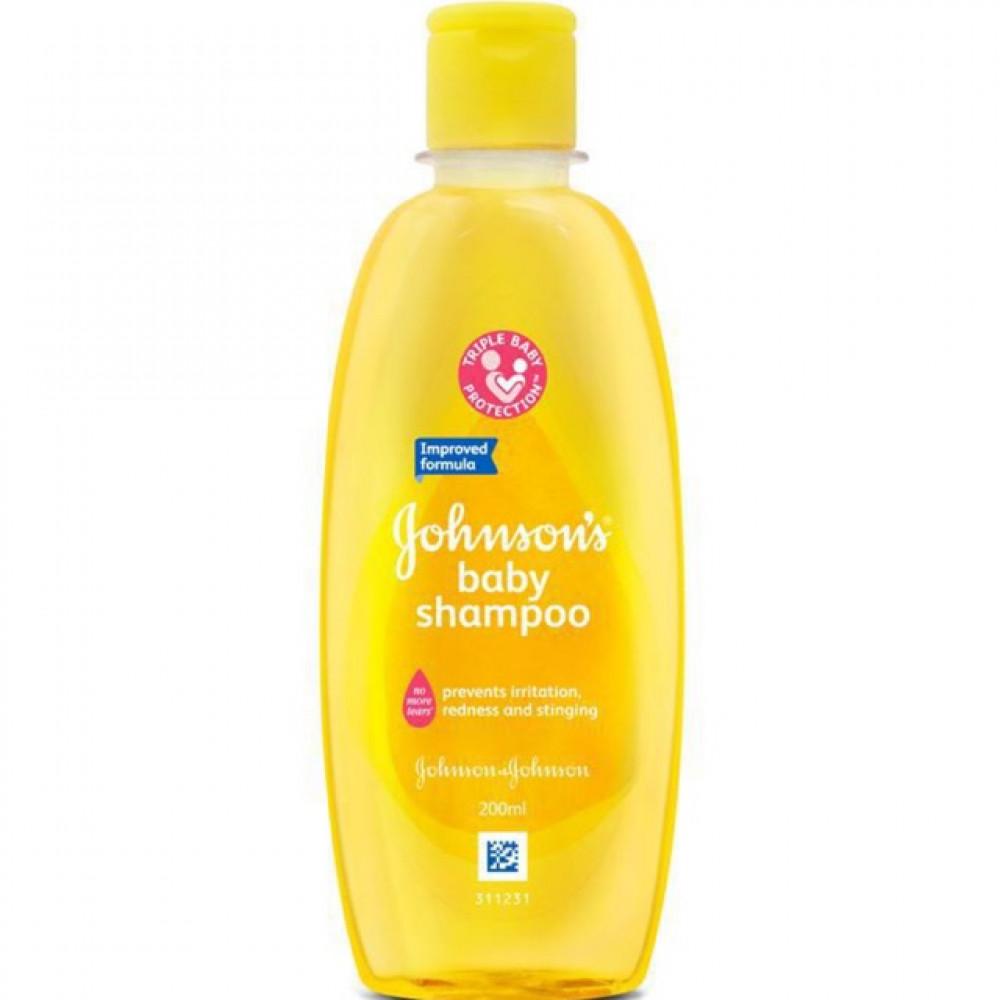 Johnson's Baby Shampoo 200ml