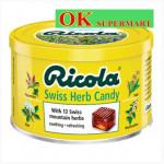 【100g】Ricola Swiss Herb Candy