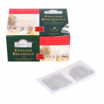 【40 Tagless Teabags】AHMAD TEA English Breakfast Tea