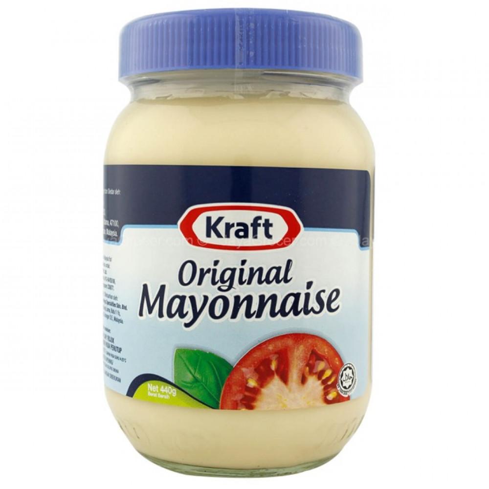 Kraft Mayonnaise 440g