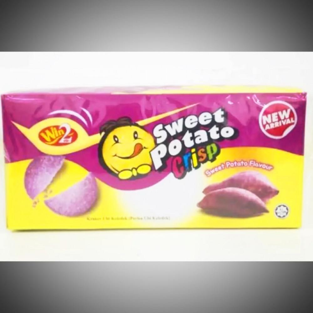 Win2 Sweet Potato Crisp 20g X 30's