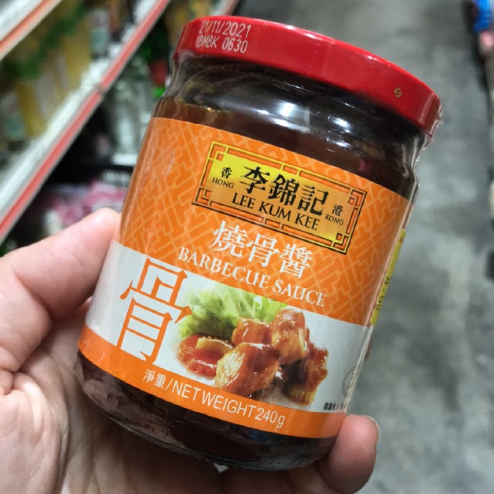 Lee Kum Kee Barbecue Sauce 240g烧骨酱