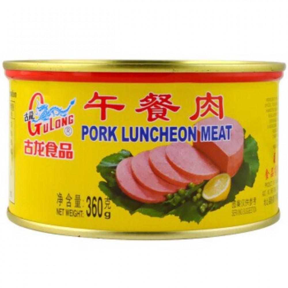 Gulong Pork Luncheon Meat 360g