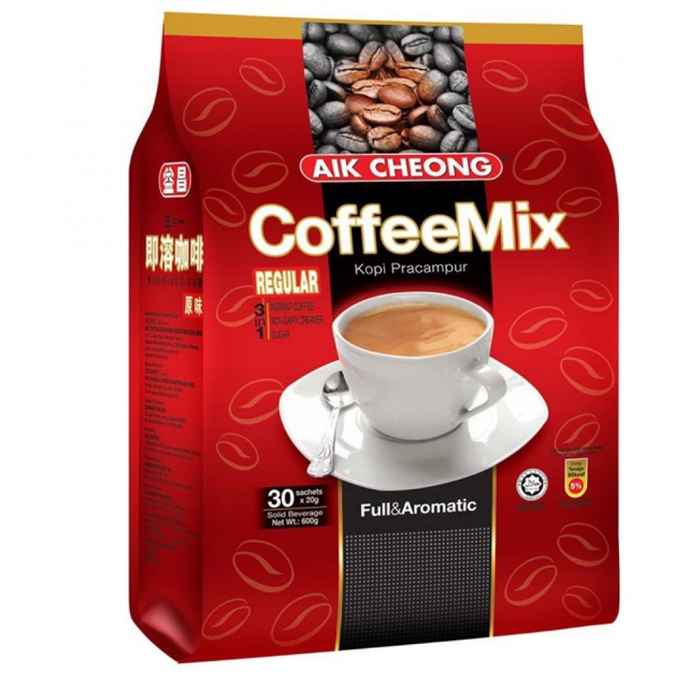 AIK CHEONG Coffeemix Regular 20g X 30's