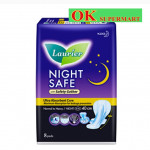 Laurier Night Safe Safety Gather 40cm 8's