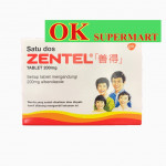 Zentel Tablet 200mg