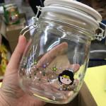 Justice League Glass Jar