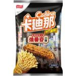 【特色网红食品】卡迪那 德州薯条烧番卖口味 76g Cadina Corn Chips