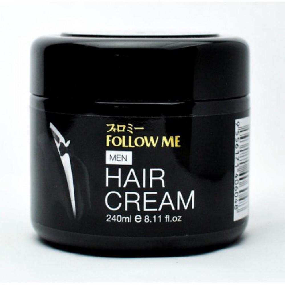 【240m】Follow Me Hair Cream For Men