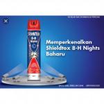 Shieldtox 8-H Nights 525ml