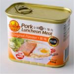 【340g】Golden Bridge Pork Luncheon Meat
