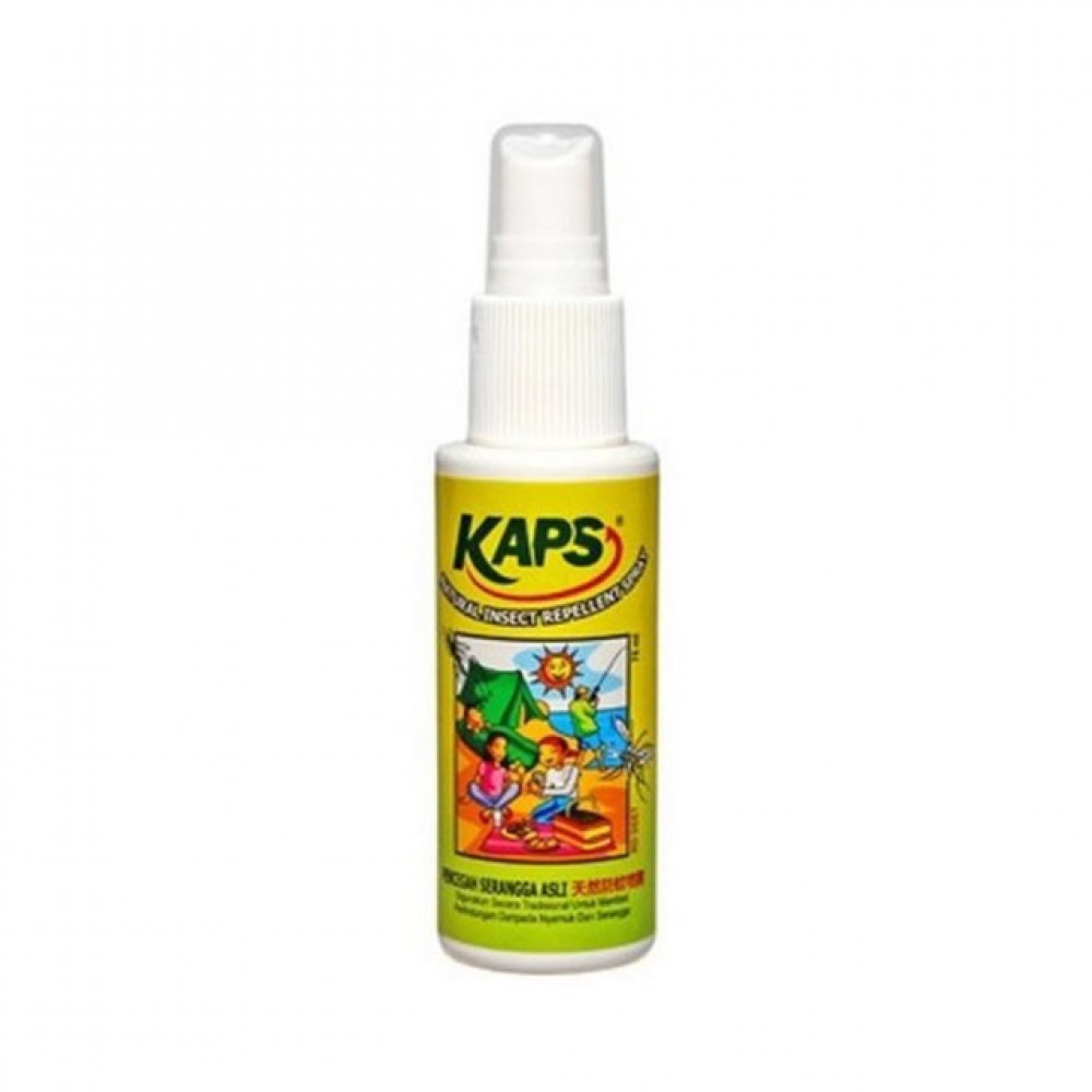 Kaps Natural Insect Repellent Spray