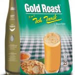 Gold Roast 3 In 1 Teh Tarik 20g X 25's