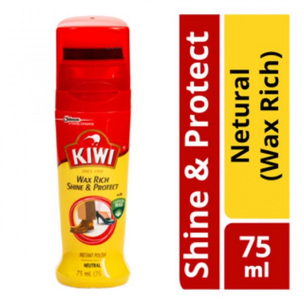 Kiwi Wax Rich Instant Polish Neutral 75g (75ml)