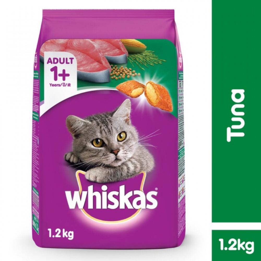 Whiskas 1+ Year Tuna 1.2kg