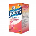 Scott's Mixed Berries 50's Vitamin C