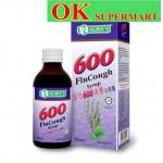 Hurix's FluCough Syrup 600 60ml