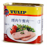 Tulip Luncheon Meat with Bacon 340g