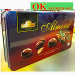 Royal De Dolton Almond Nuts Coated With Milk Chocolate 180g