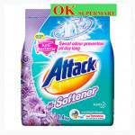 Kao Attack Floral Romance Plus Softener 1.4kg