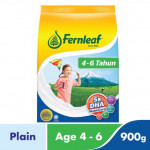 Fernleaf 4-6 Tahun (3+) Asli 900g
