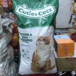 Cuties Catz 22kg (55 X 400g)