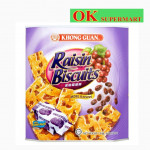 Khong Guan Raisin Biscuits 460g