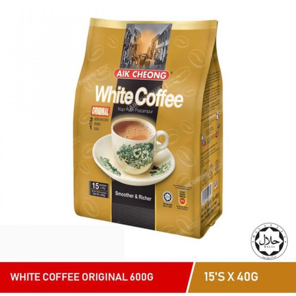 Aik Cheong White Coffee Original 40g x 15's