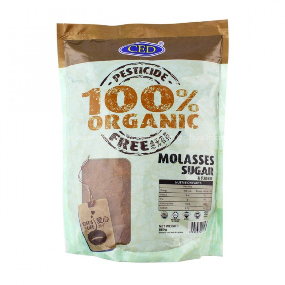 CED Molasses Sugar 850g
