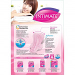 Intimate Maxi Wing Night Use Value Pack 14's X 2