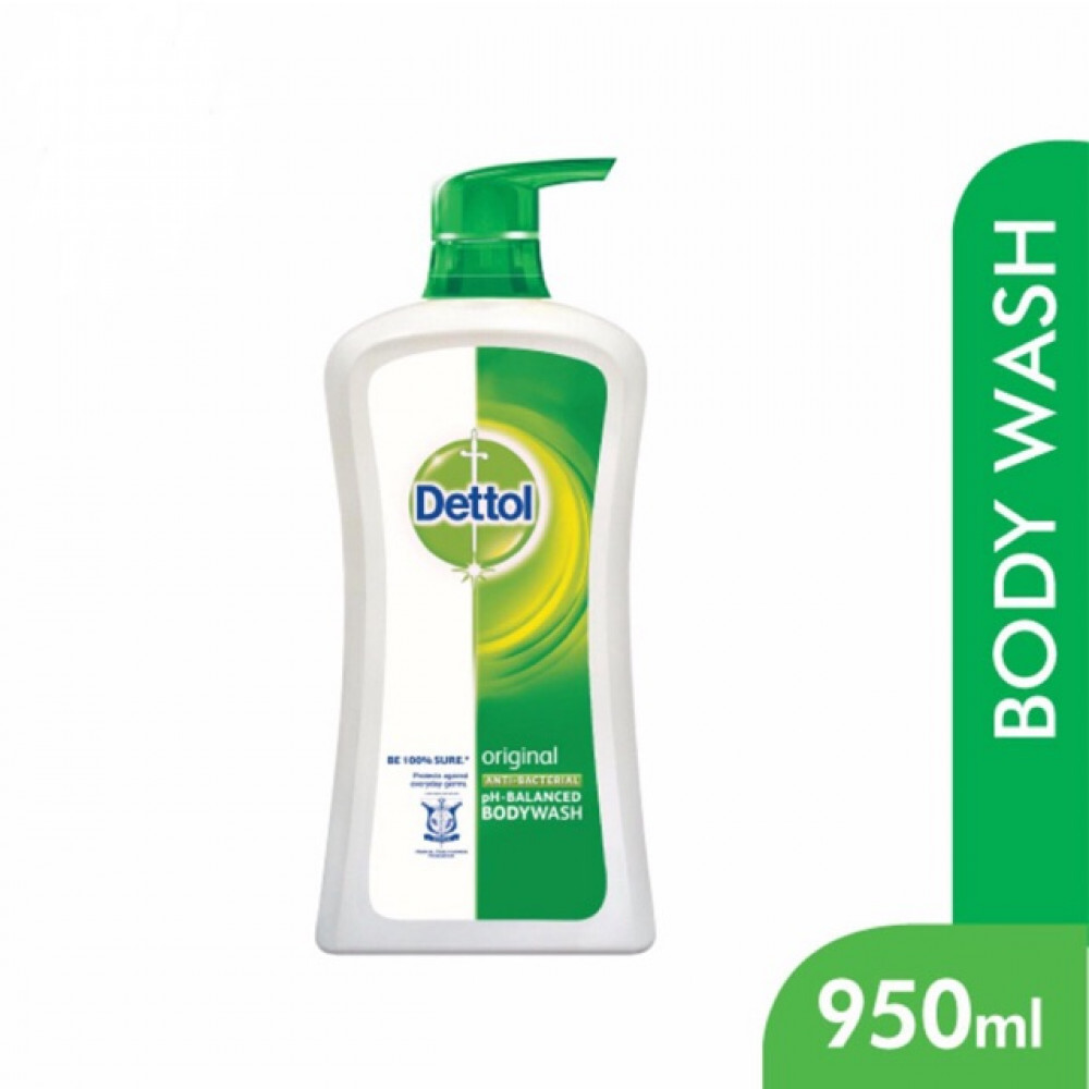 【950ml】DETTOL Shower Gel Original