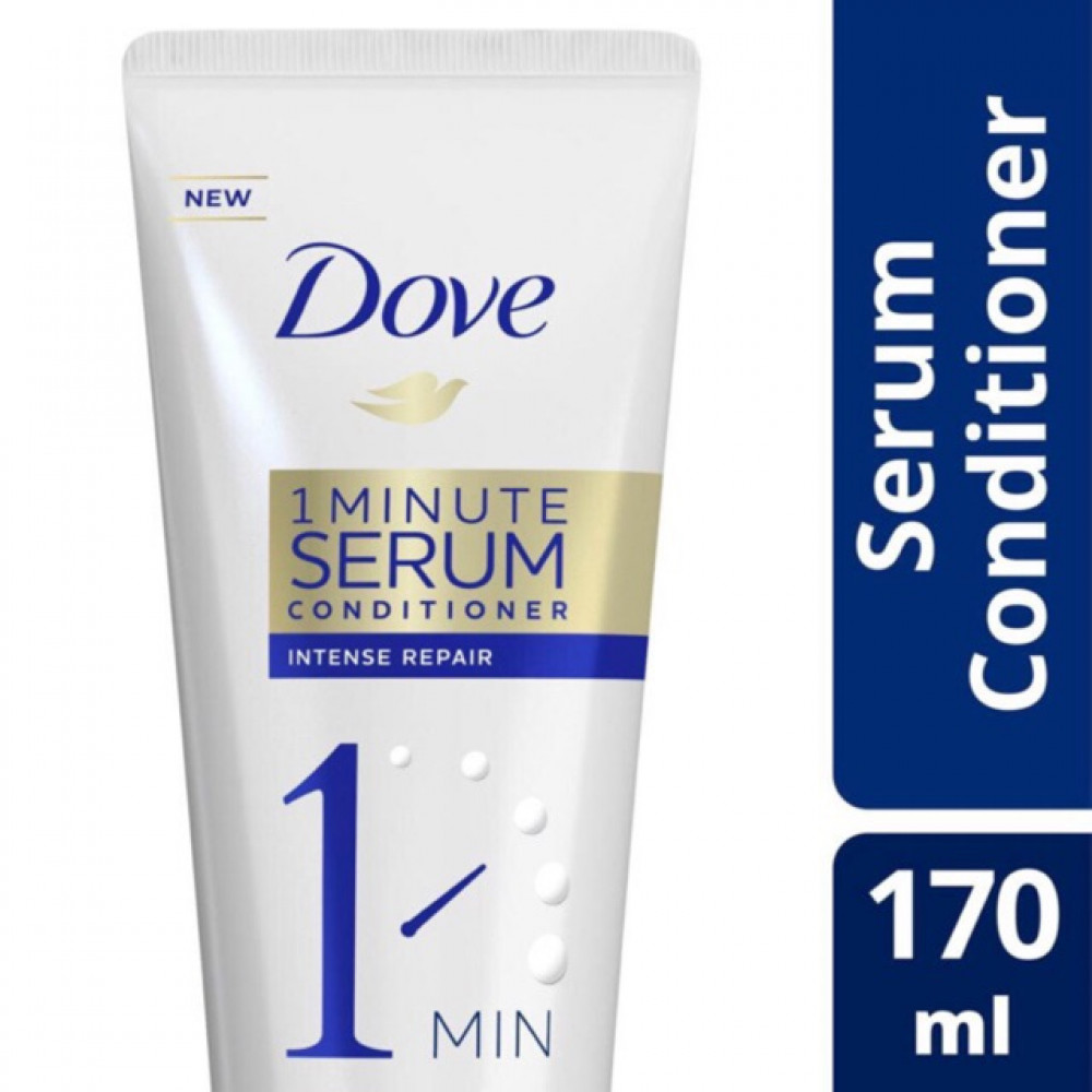 Dove 1 Minute Serum Conditioner 170ml