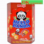 Meiji Hello Panda Big Box 260g