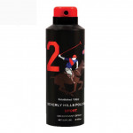 No 2 Beverly Hills Polo Club Deodorant Body Spray 175ml Sport