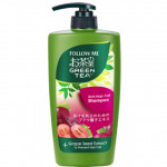 Follow Me Green Tea Anti Hairfall Shampoo 650ml