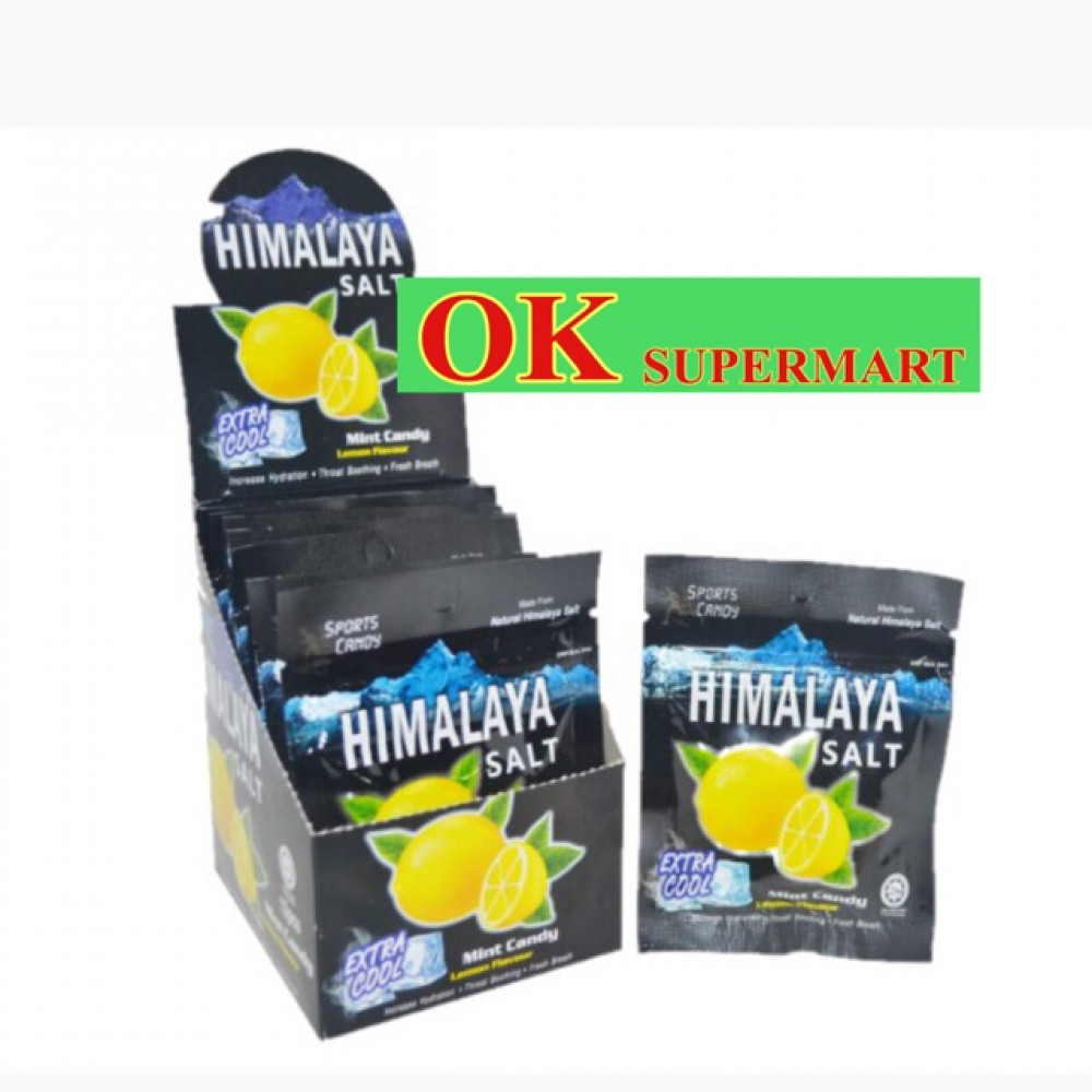 Himalaya Salt Candy 15g X 12