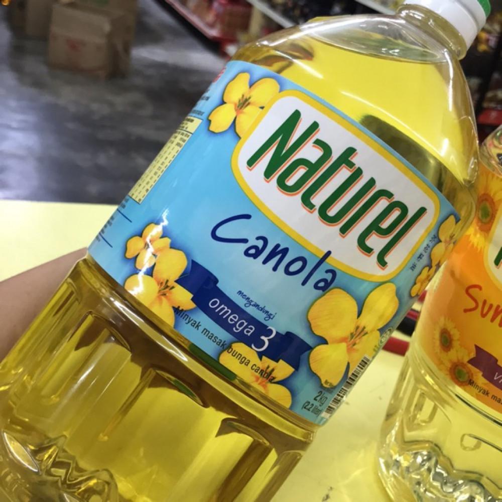 Naturel Canola Oil 2kg