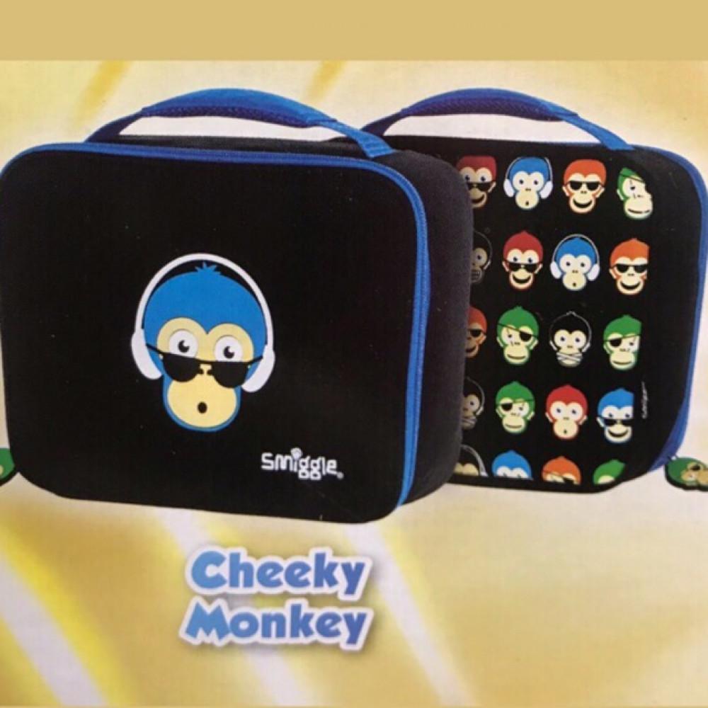 Smiggle Insulated Lunch Bag 小儿餐盒保温袋 Beg Penebat Haba untuk Bekas Makanan
