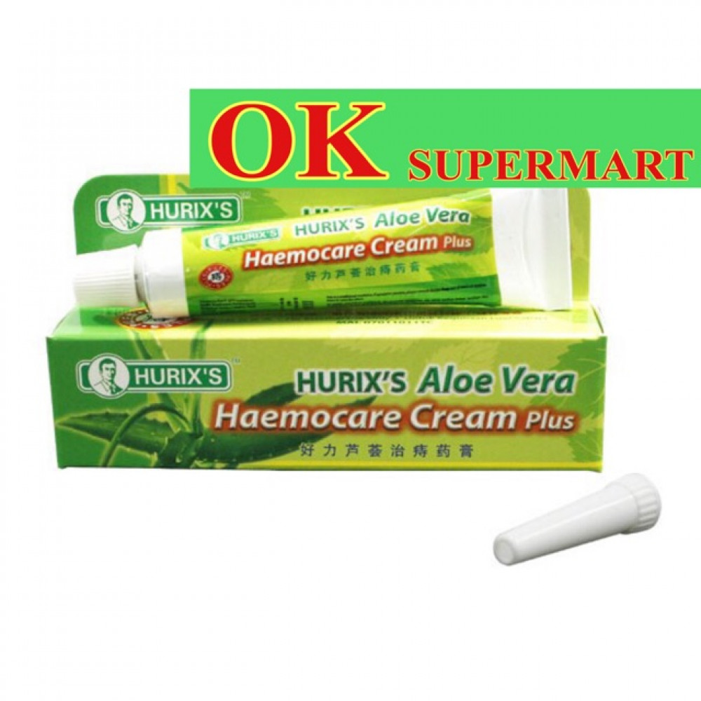 Hurix's Haemocare Cream Plus 13g