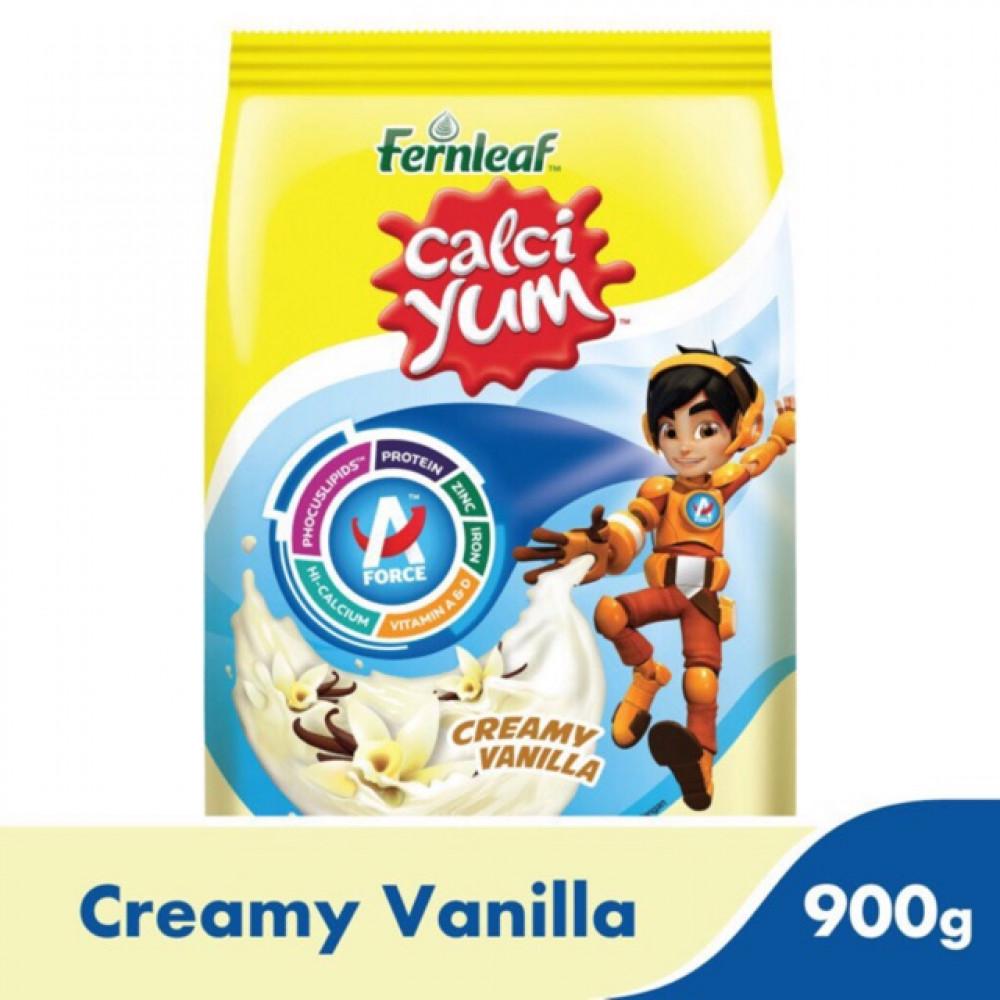 Fernleaf Calciyum Creamy Vanilla 900g