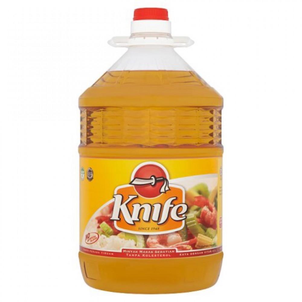 Knife Minyak Masak Sebatian 5kg