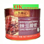 Lee Kum Kee Chilli Bean Sauce 2.04kg