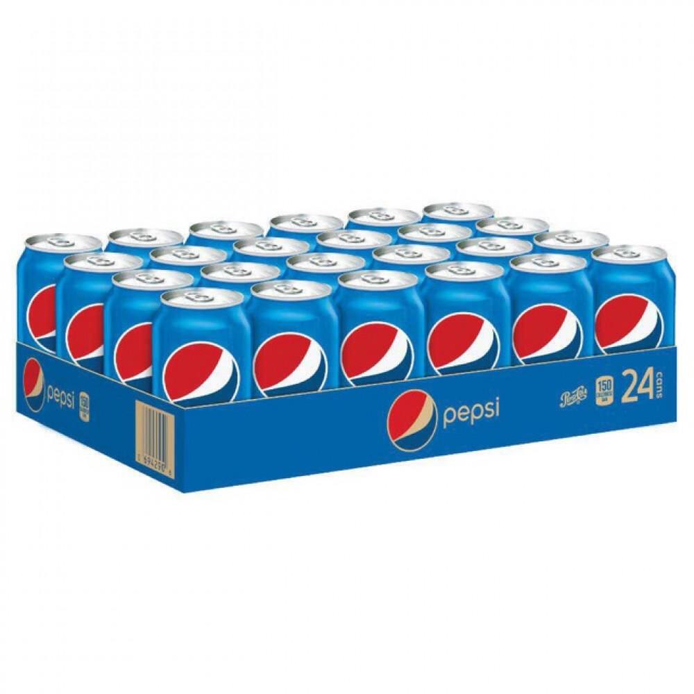 Pepsi Can 320ml X 24's