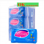 Intimate Pantyliners 20's X 6